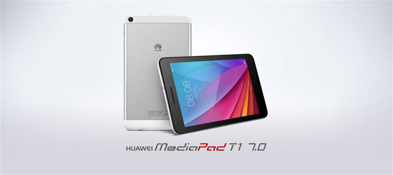 "Huawei Mediapad T1 7"" Wifi 8GB, tabletti"