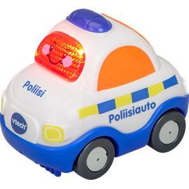 Toot-Toot Drivers, poliisiauto