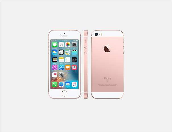 Apple iPhone SE 16GB, puhelin