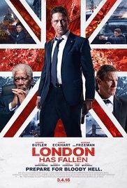 London Has Fallen (2016), elokuva