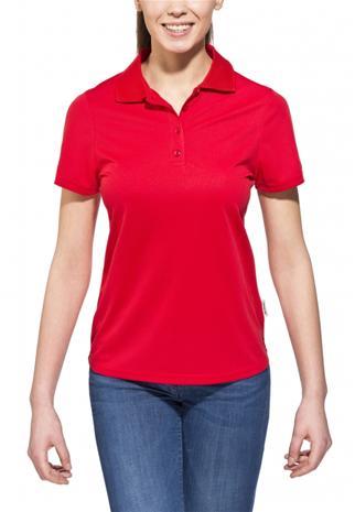 axant Alps Agion Active naisten lyhythihainen paita, punainen