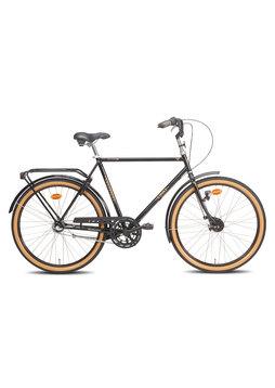 """Helkama Oiva 26"""", miesten 7-vaiht. pyörä"""