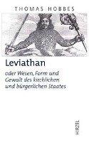 Thomas Hobbes. Leviathan, kirja