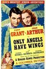 Only Angels Have Wings - Criterion Collection (1939, Blu-Ray), elokuva