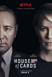 House of Cards: Kausi 4 (Blu-Ray), TV-sarja