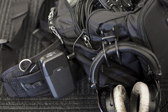 RØDE Link Filmmaker Kit, lavalier mikrofoni