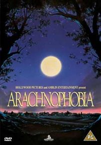 Araknofobia (Arachnophobia), elokuva
