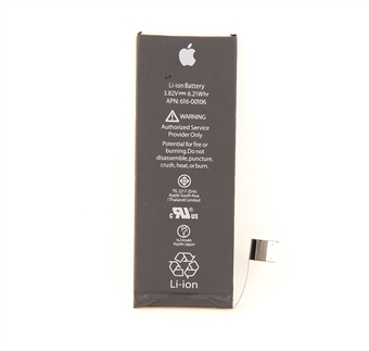 Apple iPhone SE, akku