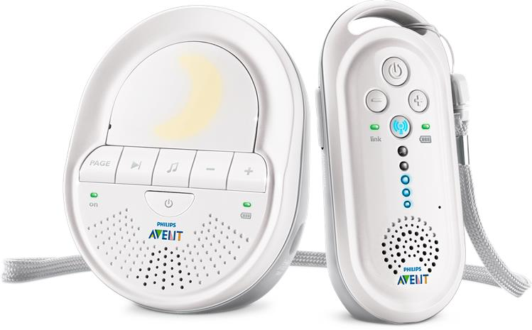 Philips SCD506/01, itkuhälytin