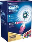 Braun Oral-B Pro 2 2500 CrossAction, sähköhammasharja