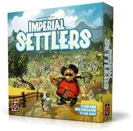Imperial Settlers, lautapeli