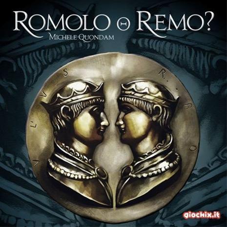 Romolo o Remo, lautapeli