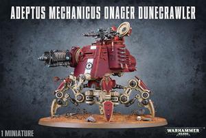 Adeptus Mechanicus Onager Dunecrawler WH40