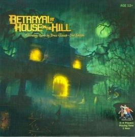 Betrayal at House on the Hill (2010 Edition) LAUTA