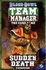 Blood Bowl: Team Manager -Sudden Death, lautapeli