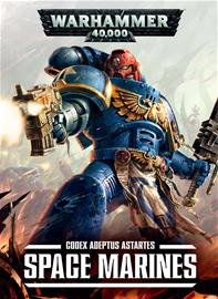Codex: Space Marines 2015 WH40