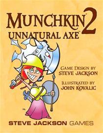 Munchkin 2: Unnatural Axe LAUTA