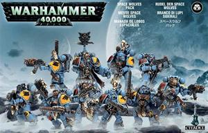 Space Wolves Wolves Pack WH40