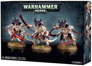 Tyranid Warriors Squad WH40