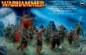 Vampire Counts Grave Guard WH