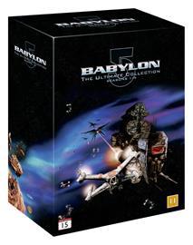 Babylon 5 : The Complete Universe Box-Set, TV-sarja