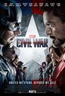 Captain America: Civil War (2016), elokuva