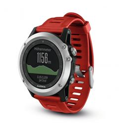 Garmin Fenix 3 HR, gps-kello + sykemittari