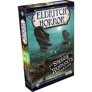Eldritch Horror: Strange Remnants LAUTA