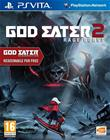 God Eater 2: Rage Burst, PS Vita -peli