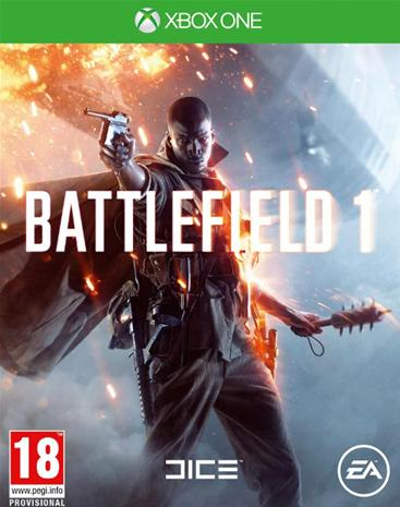 Battlefield 1, Xbox One -peli