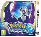 Pokemon Moon, Nintendo 3DS-peli