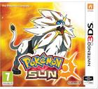 Pokemon Sun, Nintendo 3DS-peli