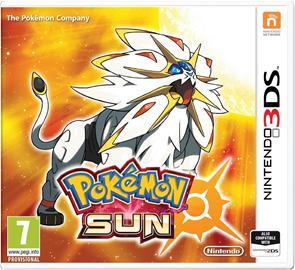 Pokemon Sun, Nintendo 3DS-peli