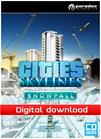 Cities: Skylines - Snowfall, PC-peli