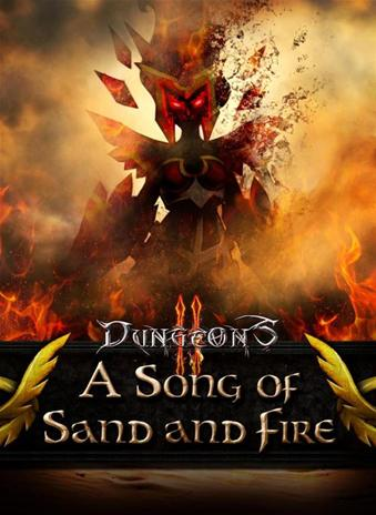 Dungeons 2 - A Song of Sand and Fire DLC, PS4-peli