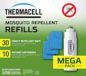 ThermaCELL R-10 Mega pack, täyttöpakkaus