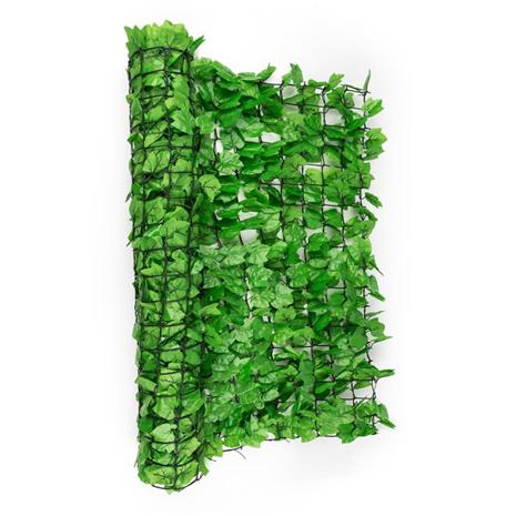Blumfeldt Fency Bright Ivy näkösuoja 300x100 cm muratti, vaaleanvihreä