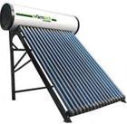 Aurinkovedenlämmitin Warmtech automaattisella täyttötankilla