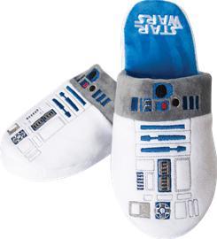 Star Wars R2-D2, aamutossut