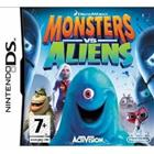 Monsters vs. Aliens, Nintendo DS -peli