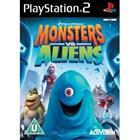 Monsters vs. Aliens, PS2-peli