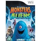 Monsters vs. Aliens, Nintendo Wii -peli