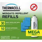 ThermaCELL Megapakkaus R-10 (10 kaasusäiliötä ja 30 karkotetyynyä)