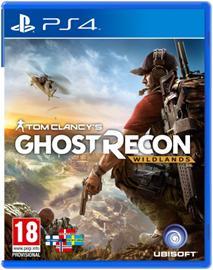 Tom Clancy's Ghost Recon Wildlands, PS4-peli