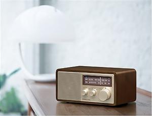 Sangean WR-11BT, radio