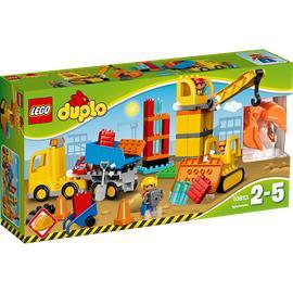 Lego Duplo 10813, iso rakennustyömaa