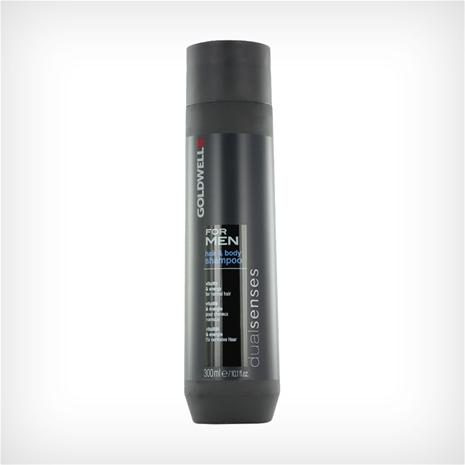 Goldwell DS Men Hair&Body Shampoo (300mL)