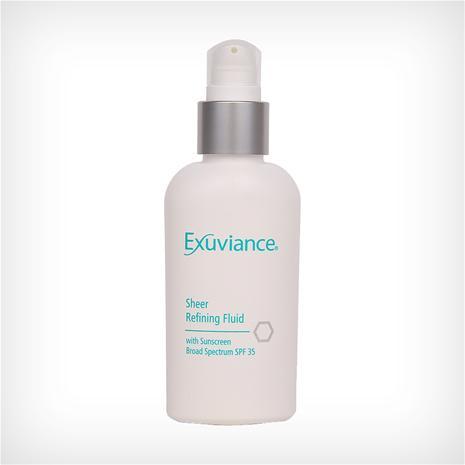 Exuviance Sheer Refining Fluid - SPF 35 50ml