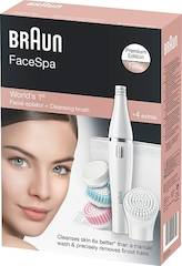 Braun Face SE851 Spa Premium Edition, epilaattori