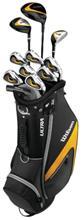 Wilson Ultra Steel RH golf täyssetti
